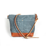 Rivanna Deluxe Crossbody Bag - Charcoal