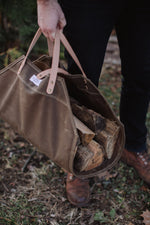 Skyline Firewood Carrier - Field Tan