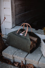 Skyline Firewood Carrier - Olive