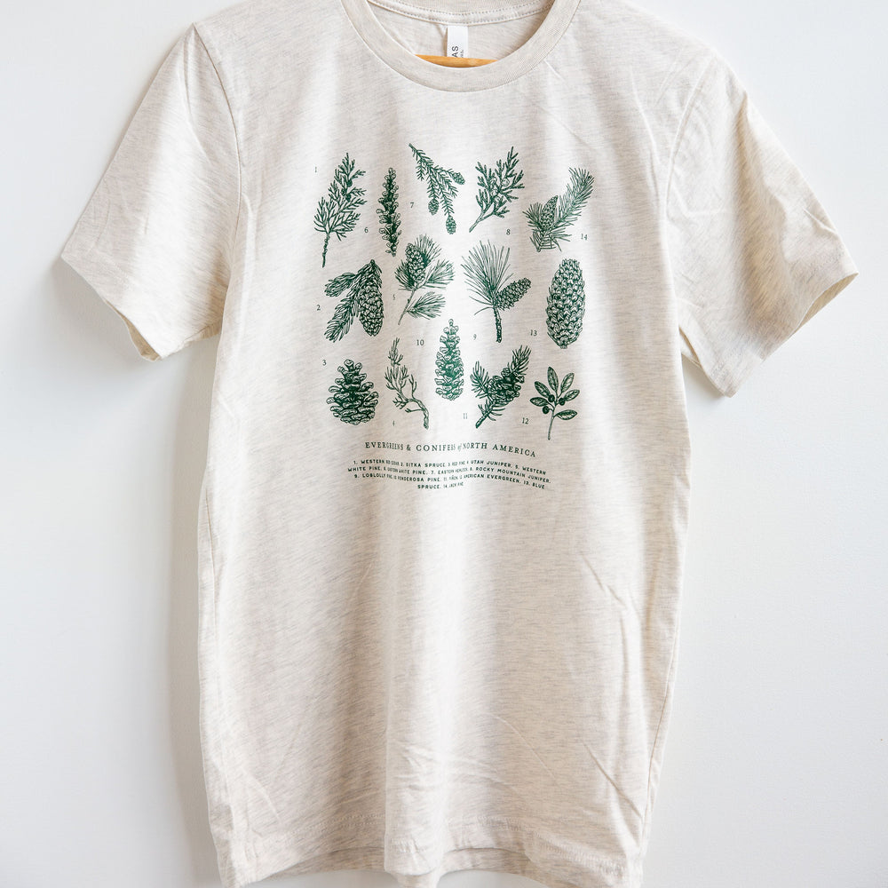 Evergreens of North America T-Shirt