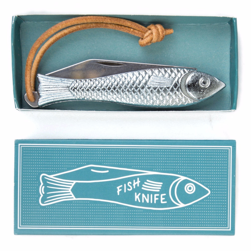 Molly Jogger - Fingerling Fish Knife