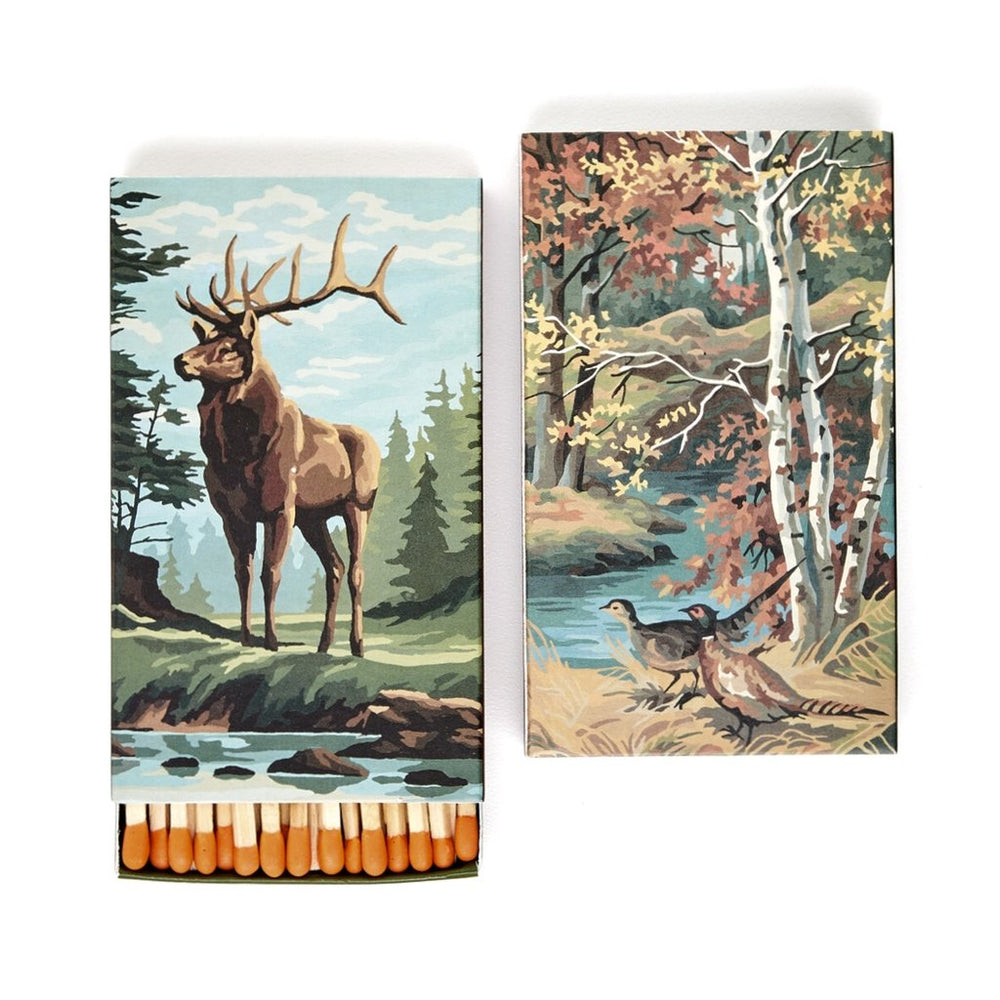 Stag Safety Matches