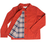 Flannel Lined Port Chore Coat