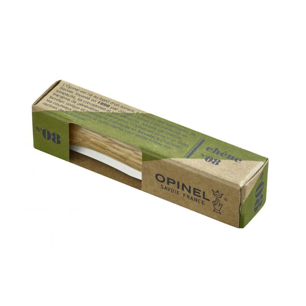 Opinel No 8 Pocket Knife - Oak