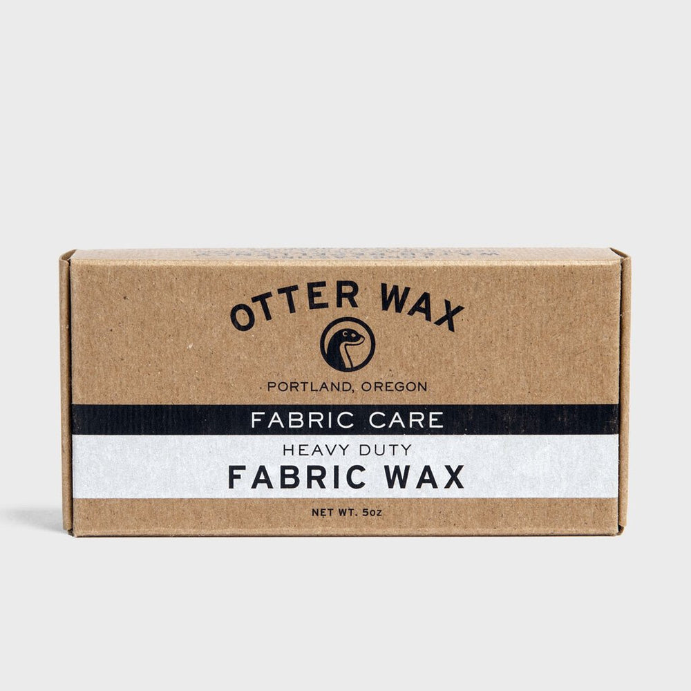 Fabric Wax Large Bar