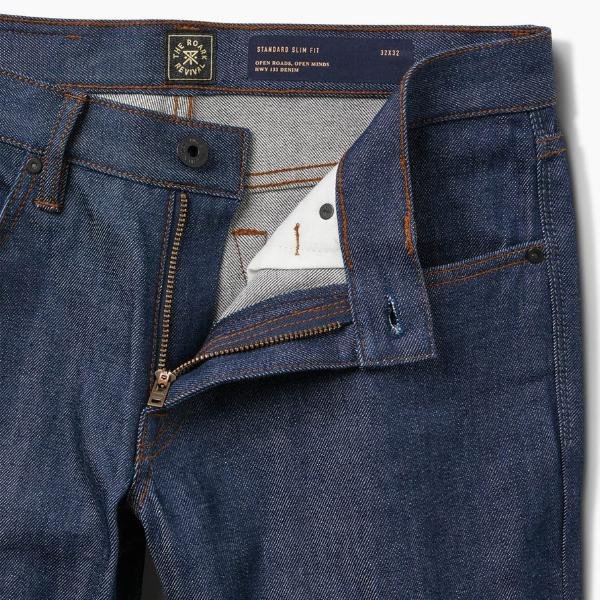 Hwy 133 Raw Men's Denim Jeans