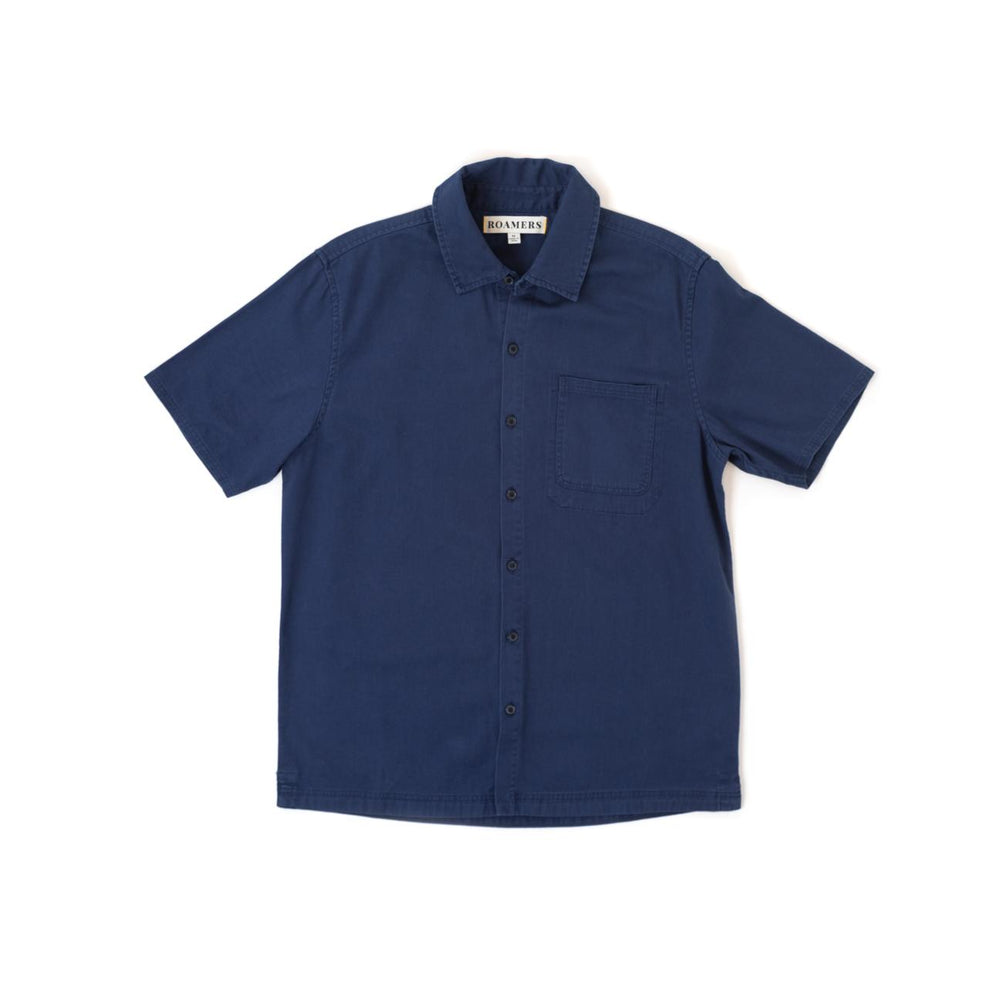 Vaughn Shirt - Indigo