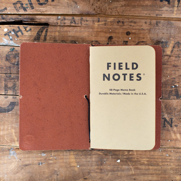 Pocket Notebook Cover