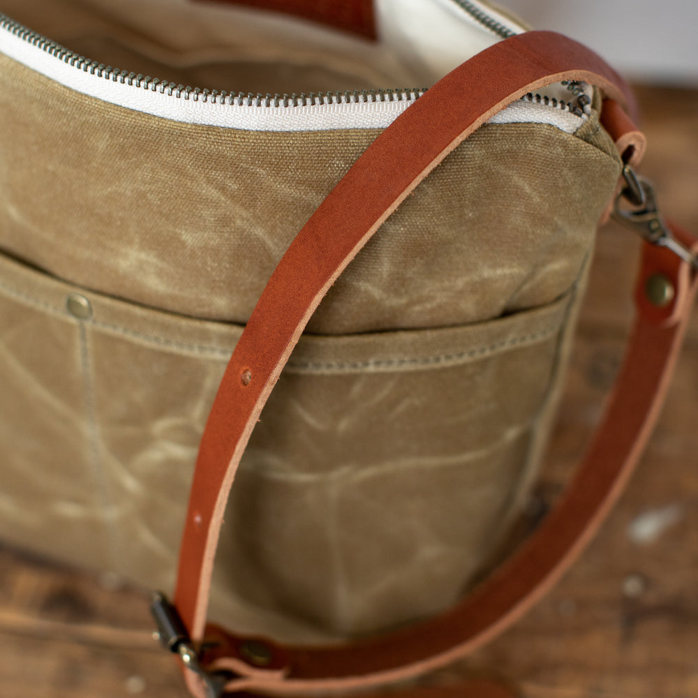 Rivanna Crossbody Bag - Khaki
