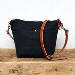 Rivanna Crossbody Bag - Black
