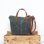 Rapidan Crossbody Tote - Charcoal