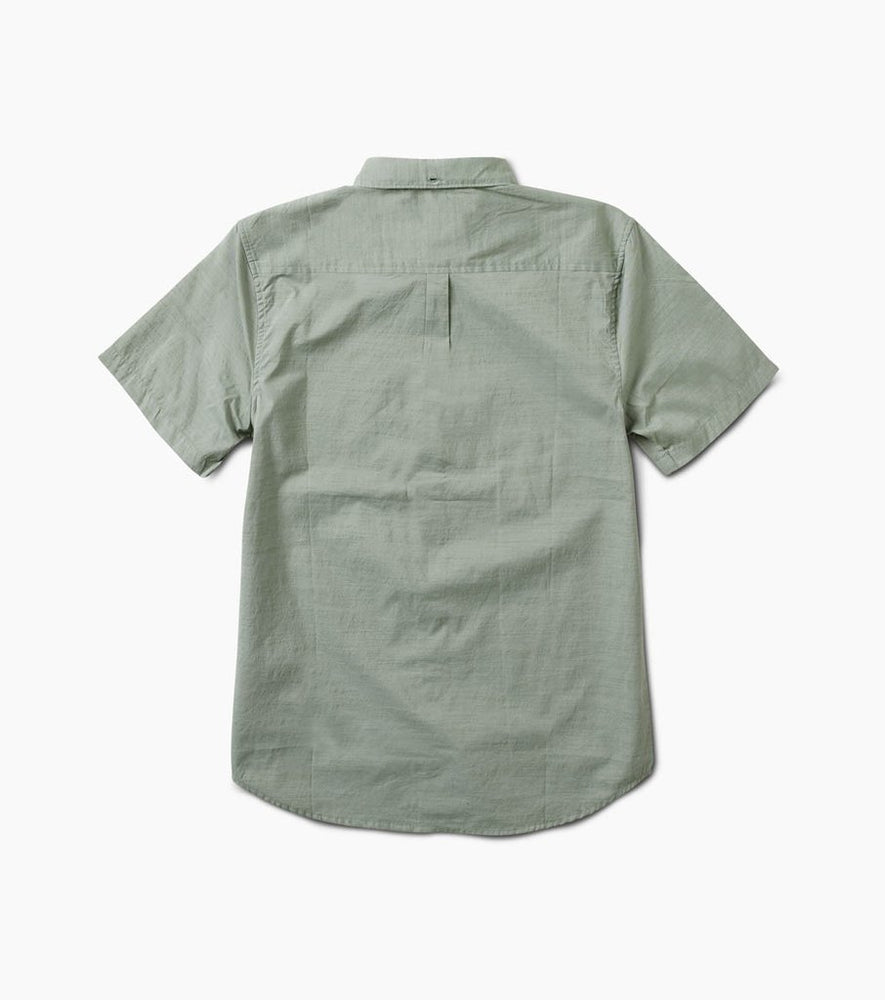 Well Worn Button Up Shirt - Olive