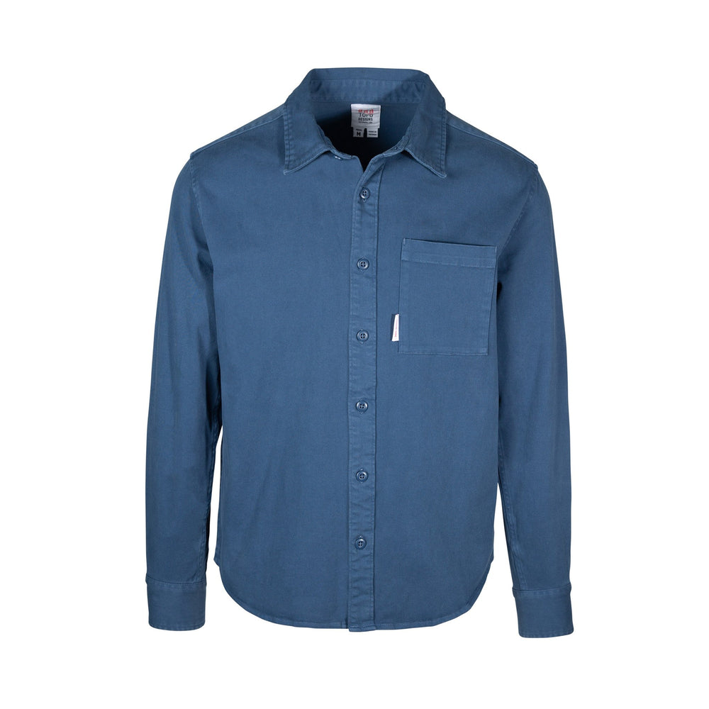 Dirt Shirt - Navy