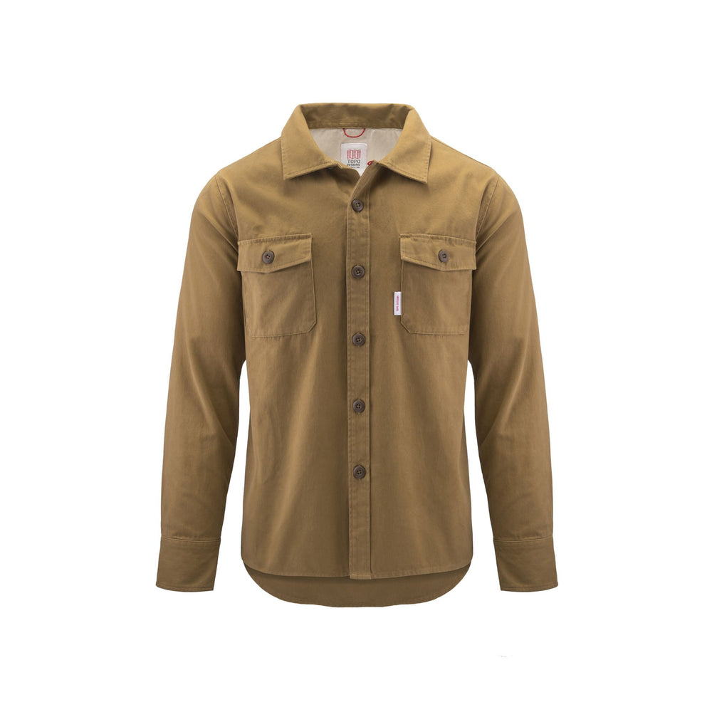 Field Shirt - Khaki Twill