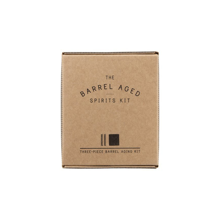 The Barrel Aged Spirits Kit