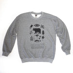 Appalachian Trail Field Guide Sweatshirt