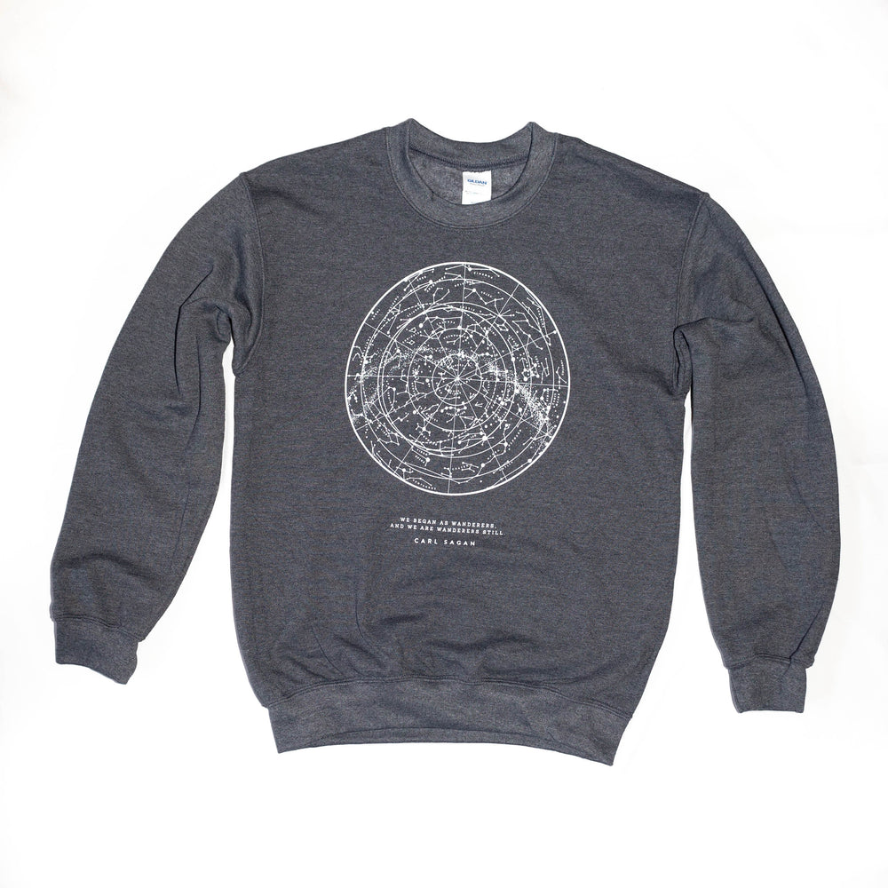 Star Chart Sweatshirt