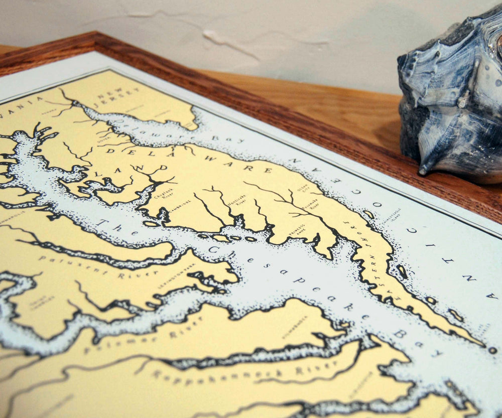 Chesapeake Bay Print