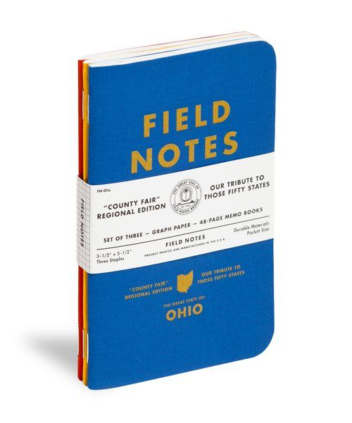 Field Notes County Fair Edition - Virginia