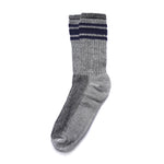 Merino Activity Socks with Silver