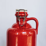 Ceramic Growler - Red