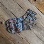 Trail Crusher Quarter Socks