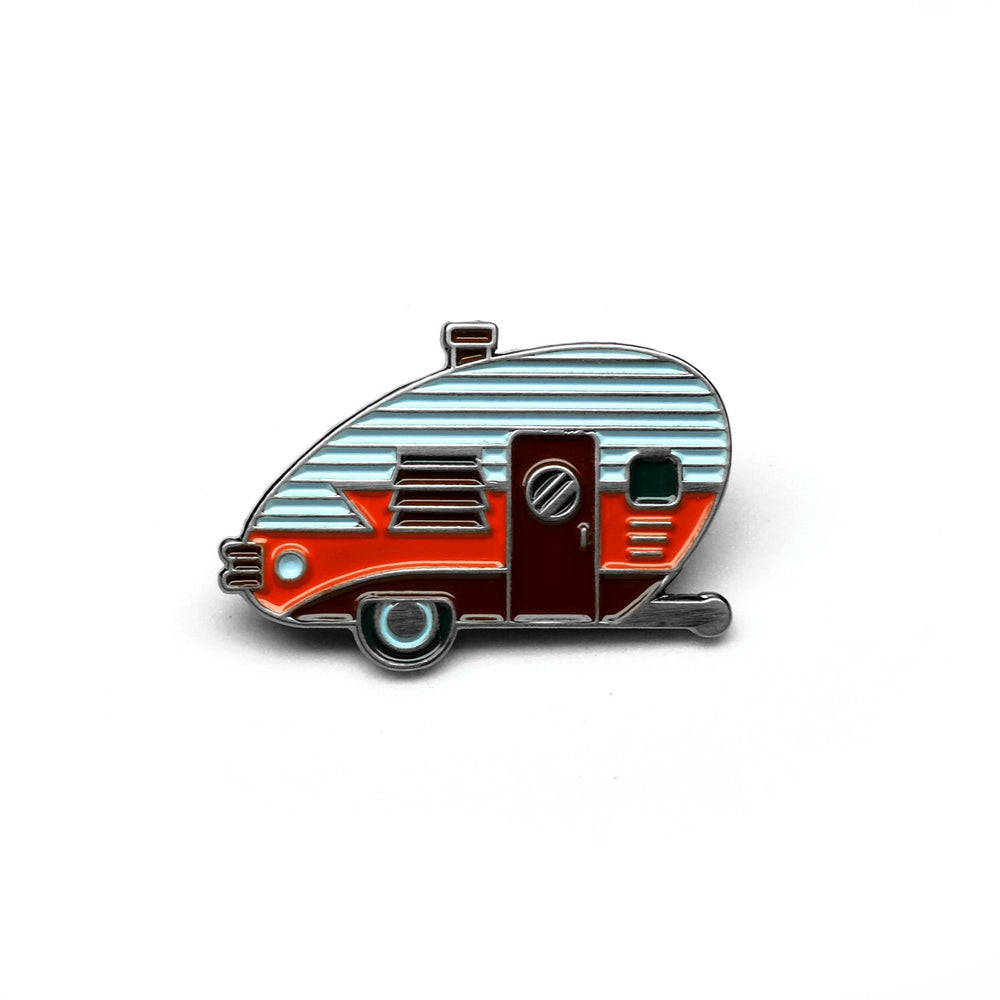 Lost Lust Supply - Camper Trailer Enamel Pin