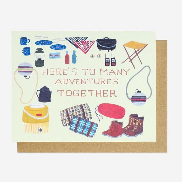Small Adventure - Adventures Together Card