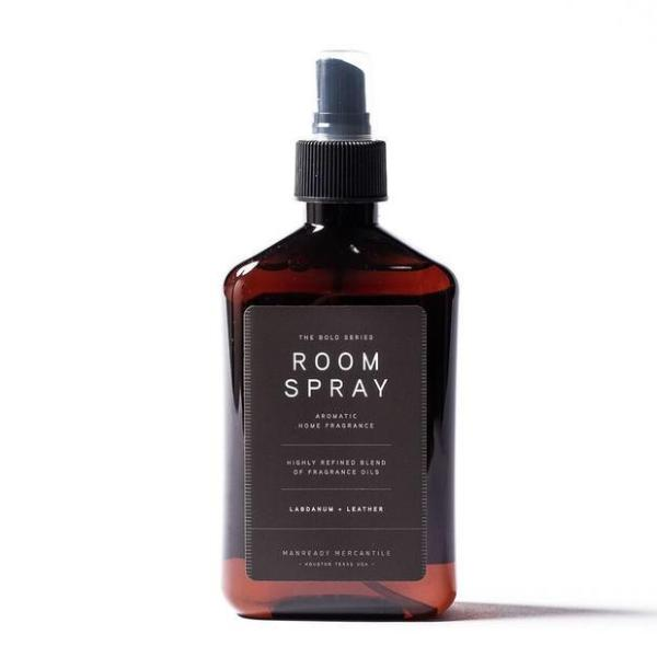Manready Mercantile Room Spray - Labdanum + Leather