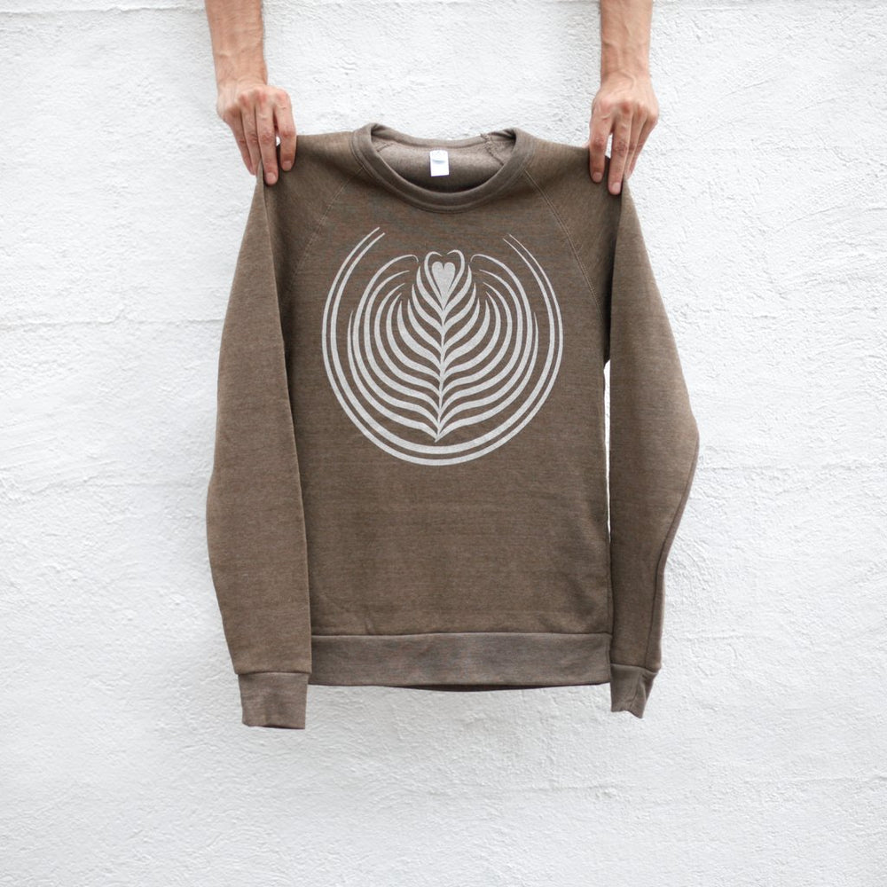 Latte Art Sweatshirt