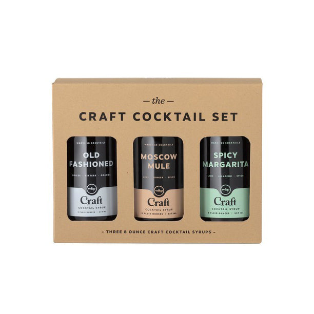 Cocktail Syrup 3-Pack