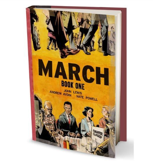 MARCH - Book One