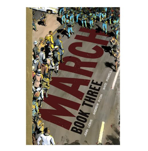 MARCH - Book Three