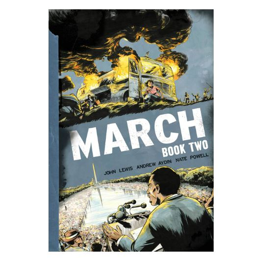 MARCH - Book Two