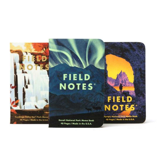 Field Notes | National Parks Series E