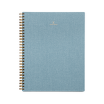 Notebook - Chambray Blue