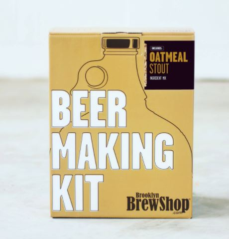Oatmeal Stout: Beer Making Kit