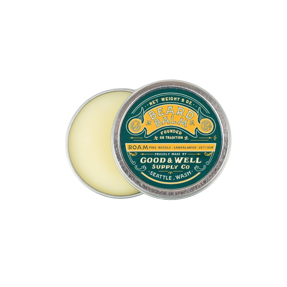 Roam Men's Beard Grooming Balm