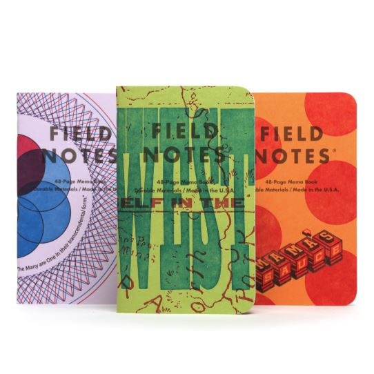 United States of Letterpress Notebooks