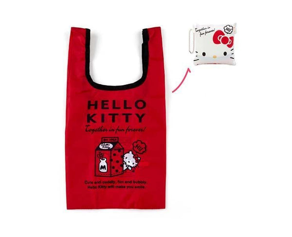 Hello Kitty Red Eco Bag