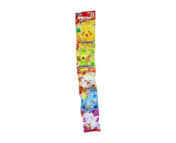Pokemon Ramune 5-Pack Set