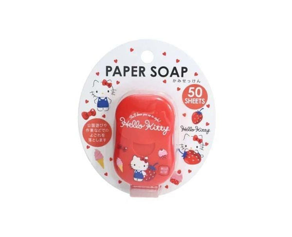 Hello Kitty Paper Soap