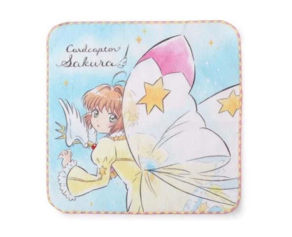 Cardcaptor Sakura Mini Towel (Blue)