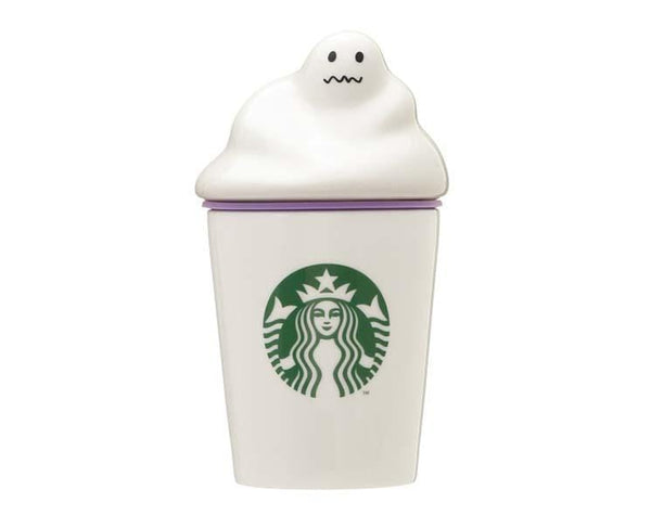 Starbucks Halloween: Ghost Canister