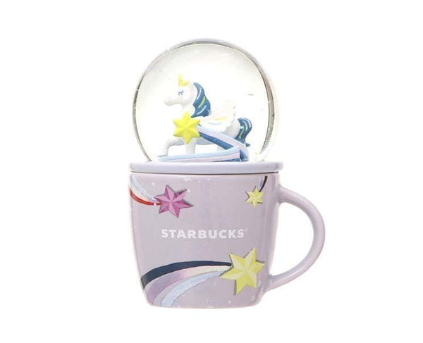 Starbucks Fantasy: Pegasus Snow Globe Mug 89ml