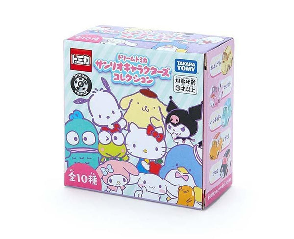Sanrio Characters Tomy Car Blind Box