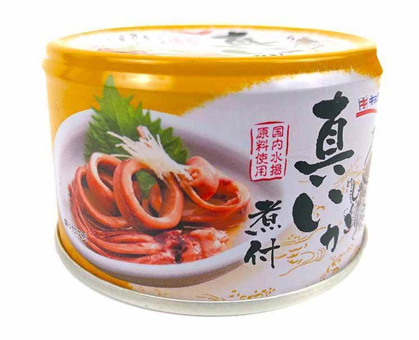 Canned Squid with Tare