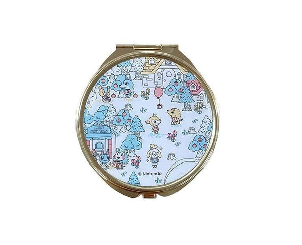 Animal Crossing Compact Mirror