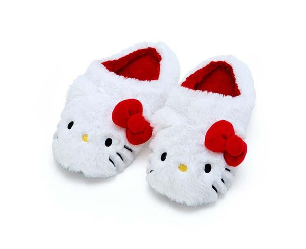Hello Kitty Fluffy Slippers