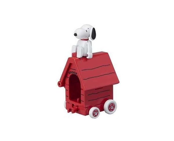 Dream Tomica: Snoopy x House Car